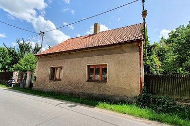 Prodej RD 2+1,100 m²,  Saky - Třebichovice u Kladna, pozemek 713m2, Ev.č.: 00182