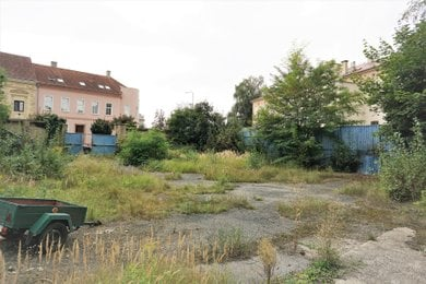 Pronájem, Pozemky pro komerční výstavbu, 965m² - Slaný, Ev.č.: 00211