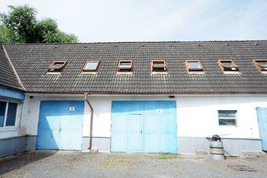 Pronájem, Sklady, 25 m² a 30 m2 - Stochov Slovanka, Ev.č.: 00032