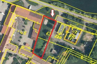 Pronájem, Pozemky - zahrady, 700 m² - Tursko, Ev.č.: 00041