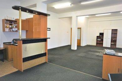 Pronájem, Kanceláře, 78 m² - Kladno, Ev.č.: 00066