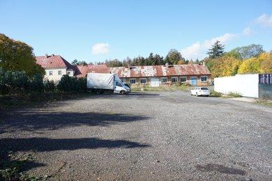 Pronájem, Pozemky pro komerční výstavbu, 700 m² - Červený Újezd, Ev.č.: 00081