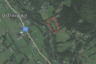 Prodej, pozemky pro bydlení, 6000 m² - Ostravice, Ev.č.: 00104