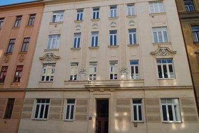 Prodej, byt, OV, 2+1, 69,5 m², balkon, Brno - Žabovřesky, ul. Zborovská, Ev.č.: 00111