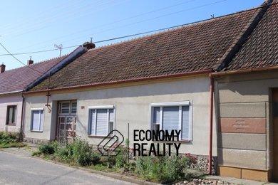 Prodej, RD, 150 m², půda, sklep, dvůr, Křepice u Hustopečí, Ev.č.: 00129