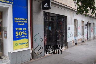 Pronájem, obchodní prostory, 45 m², Brno, ul. Štefánikova, Ev.č.: 00130