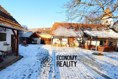 Prodej, RD, 5+1, 182 m², zahrada 462 m², stodola, Drásov, Ev.č.: 00160