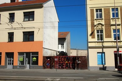 PRONÁJEM, SKLAD, NEBYTOVÝ PROSTOR, POZEMEK,  ul. Křenová,  Brno-město, Ev.č.: 00065