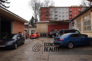 Pronájem, Sklady, 350 m²,  Palackého třída, Brno, Ev.č.: 00076