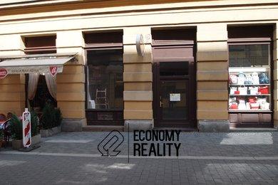 Pronájem,  Obchodní prostory, 46 m²,  Brno, Josefská, Ev.č.: 00083