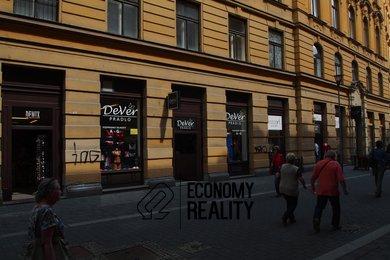 Pronájem, Obchodní prostory, 80m²,  Brno, ul. Josefská, Ev.č.: 00087