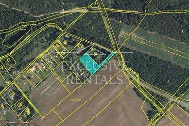 Prodej, Pozemky pro bydlení, 2111m² - Mníšek pod Brdy