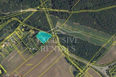 Prodej, Pozemky pro bydlení, 2500m² - Mníšek pod Brdy