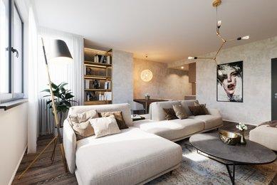 Продажа, Byty 2+kk, 65m² - Praha