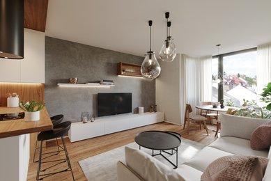 Prodej, Byty 3+kk, 74m² - Praha