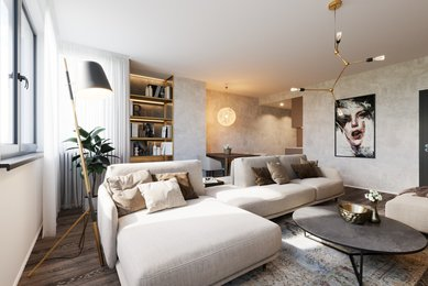 Prodej, Byty 2+kk, 54m² - Praha