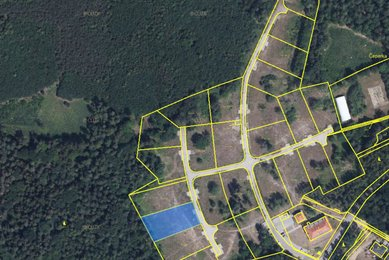 Prodej Pozemku pro bydlení, 2167 m² - Unhošť - Nouzov