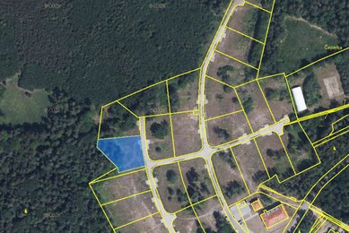 Prodej Pozemku pro bydlení, 2033 m² - Unhošť - Nouzov