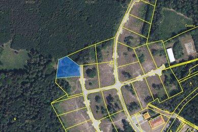 Prodej Pozemku pro bydlení, 2007 m² - Unhošť - Nouzov
