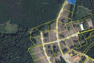 Prodej Pozemku pro bydlení, 2000 m² - Unhošť - Nouzov