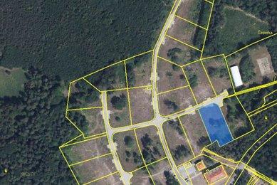 Prodej Pozemku pro bydlení, 2012 m² - Unhošť - Nouzov