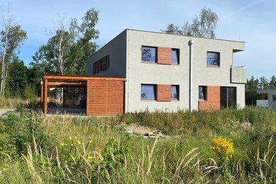 Prodej, Nízkoenergetický dům 4+kk, 103m² - Unhošť - Nouzov