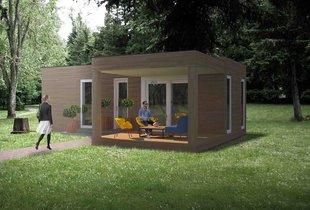 Chatu i luxusní bydlení nabízí Modulární domky