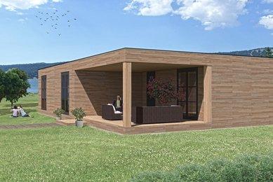 Modulární domky