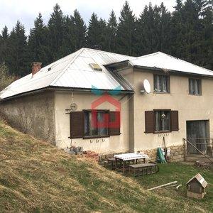 Prodej ideální 1/2, Zemědělské objekty, s pozemky přes 42000 m² - Horní Paseka