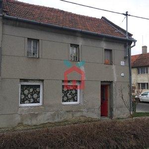 Prodej, Rodinného  domu v rekonstrukci, 170m² - Smržice u Prostějova