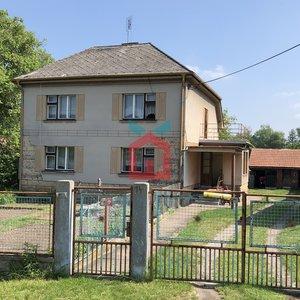 SNÍŽENÁ CENA - Prodej, Rodinné domy, 626m² se zahradou 1660 m2- Smidary - Červeněves