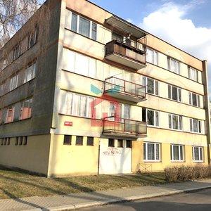 Prodej, Byt 3+1, 70m² - Písek - Budějovické Předměstí - přízemní byt