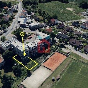 Byt 3+kk, 99m² s lodžií, zahradou a park. stáním - České Budějovice 6