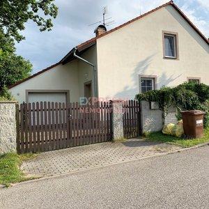 Prodej, Rodinný dům, 497m² s garáží, dílnou a zahradou - Homole