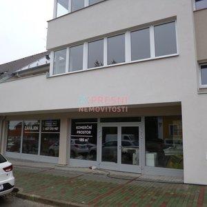 Prodej, Obchodní prostory, provozovny, 186m², ul. Svobody - Třeboň II