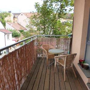 Pronájem, Byty 2+kk, 75m², terasa - České Budějovice