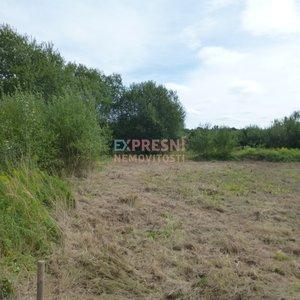 Prodej, Pozemky pro bydlení, 921m² - Boršov nad Vltavou, Včelná, sítě na pozemku