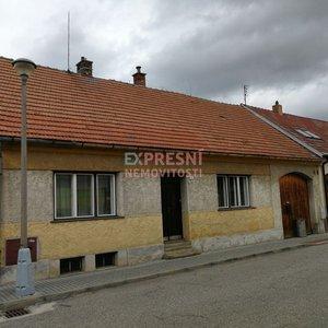 Prodej, ŘRD s průjezdem, 473m² - Borek u Českých Budějovic