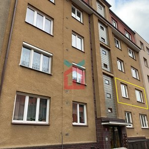 Prodej, Byty 3+1, 99m² s balkonem a sklepem u Kolonády - Poděbrady II