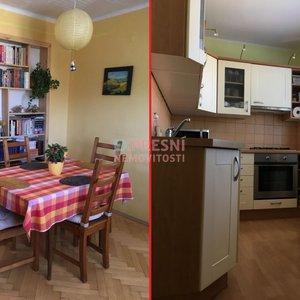 Prodej bytu 4+1, OV, České Budějovice 6 - Havlíčkova kolonie
