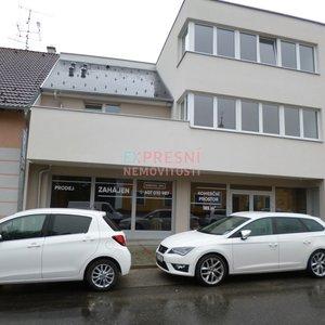 Prodej, Kanceláře, 186m², Svobody - Třeboň II