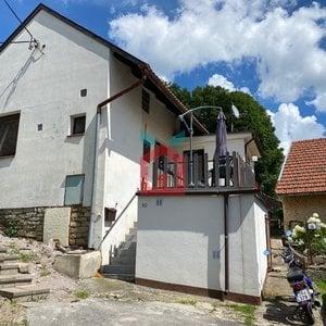 Prodej, malý domek 2+1, 60m² - Koldín