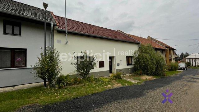 Prodej Dům Pavlovice u Kojetína