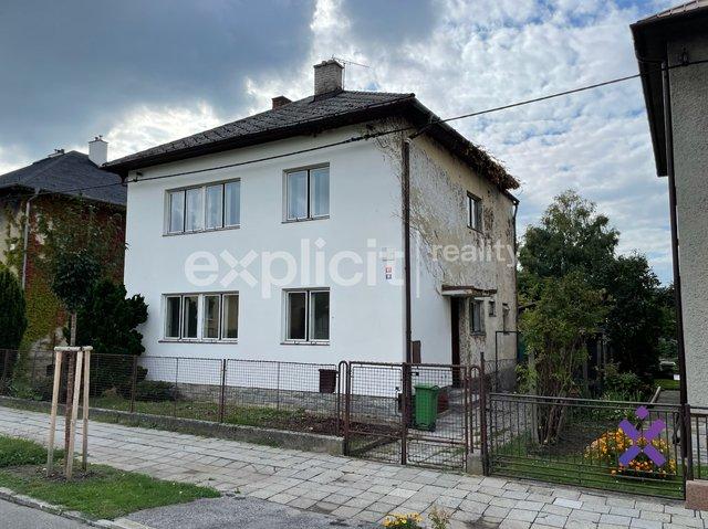 Prodej Dům Bystřice pod Hostýnem