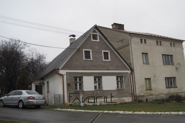 Chalupa (3+1), Janov  u Krnova