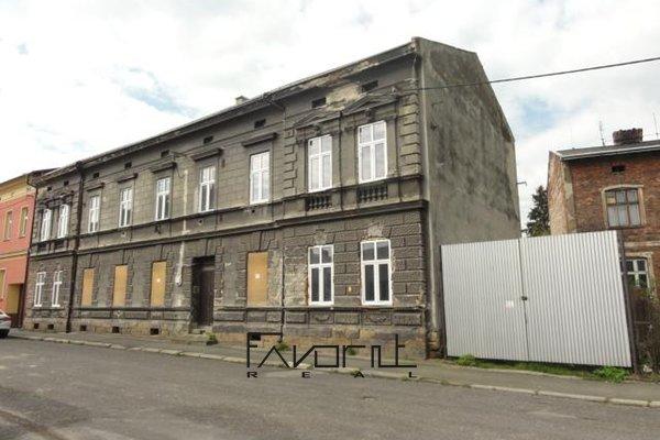 Bytový dům, Ostrava-Vítkovice, ul. Nerudova