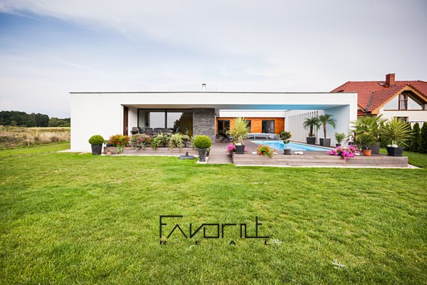 Prodej luxusního rodinného domu, ul. Klečkova, Ostrava - Stará Bělá