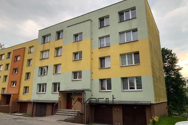 Byt 2+1 s balkónem, OSVL, 58m², 3NP/4NP, ulice Lumírova, Ostrava - Výškovice