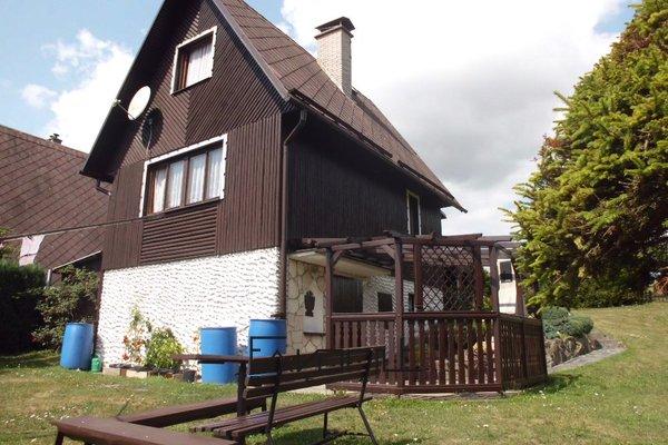 Chata, Budišov nad Budišovkou - Guntramovice