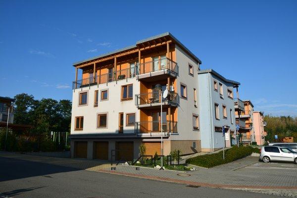 Pronájem, byt 3+1 s terasou a parkovacím stáním, 85m², ulice Heřmánková, Ostrava - Heřmanice